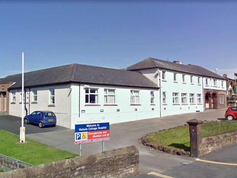 Victoria Cottage Hospital Maryport